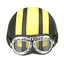 baratos Ferramentas, Limpeza e Lubrificantes-Meio Capacete ABS capacetes para motociclistas