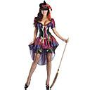 abordables Grifos de Bañera-Bruja Disfrace de Cosplay Mujer Halloween Festival / Celebración Disfraces de Halloween Accesorios Morado Otros