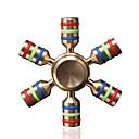 baratos Gargantilhas-Hand spinne Spinners de mão / Mão Spinner Alta Velocidade / Por matar o tempo / O stress e ansiedade alívio Metalic Clássico 1 pcs Peças