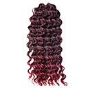 baratos Tranças de Cabelo-Cabelo para Trançar Clássico / Onda Profunda / Deep Twist Extensões de Cabelo Natural Cabelo Humano Tranças de cabelo Diário