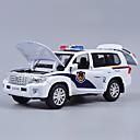 baratos Carros de brinquedo-Carros de Brinquedo Modelo de Automóvel Carro de Polícia Clássico Clássico Para Meninos