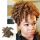cheap Hair Braids-curlkalon kenzie curls kanekalon crochet braids 20inch braiding curls natural looking kinky twisted freetress synthetic curly braiding hair extension