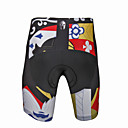 cheap Cycling Jerseys-ILPALADINO Men's Cycling Padded Shorts Bike Shorts / Bottoms 3D Pad, Quick Dry, Anatomic Design Patterned, Fashion Lycra Road Cycling Relaxed Fit Bike Wear / High Elasticity / Ultraviolet Resistant