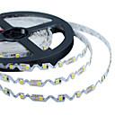 levne LED pásková světla-KWB 5M 300 LED diody 3528 SMD Teplá bílá / Bílá 12 V / IP44