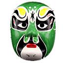 baratos Máscaras de Festa-NEW Máscaras de Dia das Bruxas Máscara de Desenho Animado Terror Peças Unisexo Crianças Adulto Dom