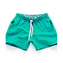 cheap Wall Stickers-Men's Active Shorts Relaxed Pants - Solid Colored