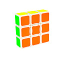 cheap Rubik's Cubes-Rubik's Cube YONG JUN Smooth Speed Cube Magic Cube Educational Toy Stress Reliever Puzzle Cube Smooth Sticker Gift Unisex