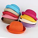 זול שמלות לבנות-מידה אחת חום בהיר / חאקי / כחול בהיר כובעים ומצחיות ילדים