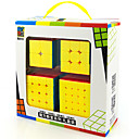 cheap Rubik's Cubes-Rubik's Cube MoYu 5*5*5 Smooth Speed Cube Magic Cube Educational Toy Stress Reliever Puzzle Cube Smooth Sticker Gift Unisex