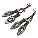 baratos Spinners de mão-Motocicleta Lâmpadas 6W SMD LED 600lm LED Lâmpada de Seta