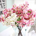 cheap Birthday Home Decorations-Artificial Flowers 1 Branch European Style Eternal Flower Tabletop Flower