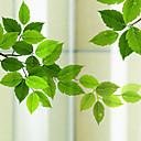 baratos Películas e Adesivos de Janela-Árvores/Folhas Moderna Adesivo de Janela, PVC/Vinil Material Decoração de janela Sala de Jantar Quarto Escritório Quarto das Crianças