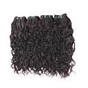 رخيصةأون باروكات لاسيه شعر طبيعي-شعر مستعار طبيعي موجات الشعر الطبيعي تمويج طبيعي شعر برازيلي 400 g