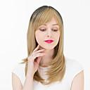 billige Syntetiske parykker uden hætte-Syntetiske parykker Syntetisk hår Paryk Dame Halloween Paryk / Carnival Paryk Daglig