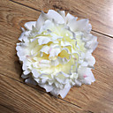 cheap Artificial Flower-Artificial Flowers 5 Branch Pastoral Style Peonies Tabletop Flower