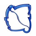 billige Kjeksverktøy-Bakeware verktøy Plast GDS Brød / Kake / Til Småkake Dyr Bakeform 1pc
