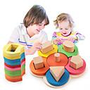 baratos Jogos Educativos de Matemática-Ferramentas de Ensino Montessori / Blocos de Construir / Brinquedo Educativo 1pcs Flor Educação Para Meninas Dom