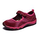 cheap Dance Sneakers-Women's Dance Sneakers Tulle Sneaker Flat Heel Dance Shoes Black / Purple / Fuchsia