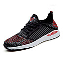cheap Men's Athletic Shoes-Men's Shoes PU(Polyurethane) Spring / Summer Comfort Athletic Shoes Running Shoes Dark Blue / Black / Red / Black / Green