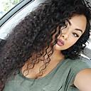 رخيصةأون إغلاق و أمام-شعر مستعار طبيعي دانتيل في الأمام شعر مستعار Kinky Curly 180٪ كثافة 100% مربوط باليد شعر مستعار أفرو-أمريكي شعري طبيعي قصير متوسط طويل