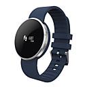 baratos Tênis Masculino-Pulseira inteligente UW1X para Android iOS Bluetooth Esportivo Impermeável Monitor de Batimento Cardíaco Medição de Pressão Sanguínea Calorias Queimadas Podômetro Aviso de Chamada Monitor de Sono