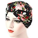 preiswerte Modische Halsketten-Damen Hut, Baumwolle Schlapphut - Gemischte Farbe Solide