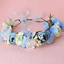 baratos Acessórios de Cabelo-headbands wreaths headpiece festa de noiva elegante estilo feminino
