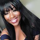 olcso Kerékpáros mez-Emberi haj Csipke Paróka Egyenes 130% Sűrűség 100% kézi csomózású Afro-amerikai paróka Természetes hajszálvonal Rövid Közepes Hosszú Női