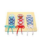 preiswerte DIY Spielzeug-Bausteine Bildungsspielsachen Spielzeuge Quadratisch Hölzern Kinder Stücke