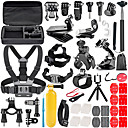 cheap Earrings-Kit / Accessories Outdoor / Foldable / Screw-on For Action Camera Gopro 6 / All Action Camera / All Gopro Surfing / Ski / Snowboard /
