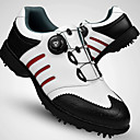 cheap Golf Shoes-Golf Shoes Men's Golf Wearable Breathable Training Casual Sports Outdoor Performance Practise Sporty Nappa Leather Cowhide Rubber
