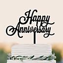halpa Kakkukoristeet-Kakkukoristeet Birthday Wedding Korkealaatuinen Muovi Party Syntymäpäivä kanssa 1 PVC pussi