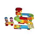 cheap Marble Track Sets-Toy Car Balls Marble Track Set Marble Run Plastics Boys' Kid's Gift
