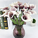 cheap Artificial Flower-Artificial Flowers 10 Branch European Calla Lily Tabletop Flower