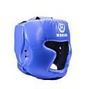 baratos Luvas de Box-Capacete / Capacete de Boxe Com PU Leather Resistente ao Choque, Respirável, Ajustável Para Taekwondo / Boxe / Exercício e Atividade Física Homens