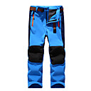 cheap Boys' Pants-Boys' Solid Pants, Polyester Winter Fall Blue Green Red Fuchsia Royal Blue