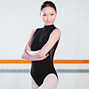 olcso Balettruha-Balett Akrobatatrikó Női Edzés Spandex Ujjatlan Magas
