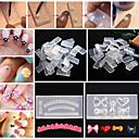 baratos Glitter para Unhas-30pcs Ferramenta de Nail Art Durável arte de unha Manicure e pedicure Personalizada / Clássico Diário