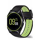 זול שעונים חכמים-חכמים שעונים ל iOS / Android המתנה ארוכה / שיחות ללא מגע יד / מצלמה / מרחק מעקב / מד צעדים טיימר / מד צעדים / מזכיר שיחות / עוקב כושר / מד פעילות / מעקב שינה / תזכורת בישיבה / מצאו את המכשירשלי