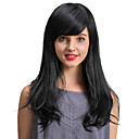 cheap Synthetic Lace Wigs-Human Hair Capless Wigs Human Hair Straight / Classic Machine Made Wig Daily