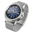 olcso Okosórák-SMA R1 Intelligens Watch Android iOS Bluetooth 2G Sportok Vízálló Szívritmus monitorizálás APP vezérlés Érintőképernyő Lépésszámláló Hívás emlékeztető Távirányító Testmozgásfigyelő Alvás nyomkövető