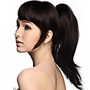 cheap Synthetic Lace Wigs-Ponytails Hair Piece Hair Extension Natural Wave