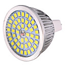 baratos Lâmpadas LED de Foco-YWXLIGHT® 7W 600-700lm MR16 Lâmpadas de Foco de LED MR16 48 Contas LED SMD 2835 Decorativa Branco Quente Branco Frio Branco Natural 12V
