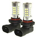 olcso Autó ködlámpák-SENCART 2pcs D22S / C / 9005 Autó Izzók 36 W SMD 3030 1500-1800 lm LED izzók Ködlámpa Kompatibilitás