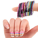 cheap Nail Stickers-30 pcs Other Fashion Daily
