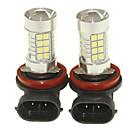 cheap Car Tail Lights-SENCART 2pcs PGJ19-1 Car Light Bulbs 36W SMD 3030 1500-1800lm LED Light Bulbs Fog Light