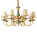 cheap Chandeliers-8-Light Chandelier Uplight - Mini Style, Designers, 110-120V / 220-240V Bulb Not Included / 20-30㎡