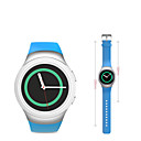 preiswerte Smart Uhr Accessoires-Uhrenarmband für Gear S2 Samsung Galaxy Sport Band Silikon Handschlaufe