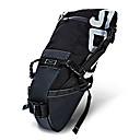 billige Bagagebærertasker-10 L Sadeltasker Multifunktionel Cykeltaske Polyester Cykeltaske Cykeltaske