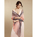 cheap Wedding Wraps-Rayon Wedding / Party / Evening Women's Wrap With Shawls